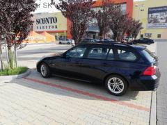 Predám BMW 318d, E91