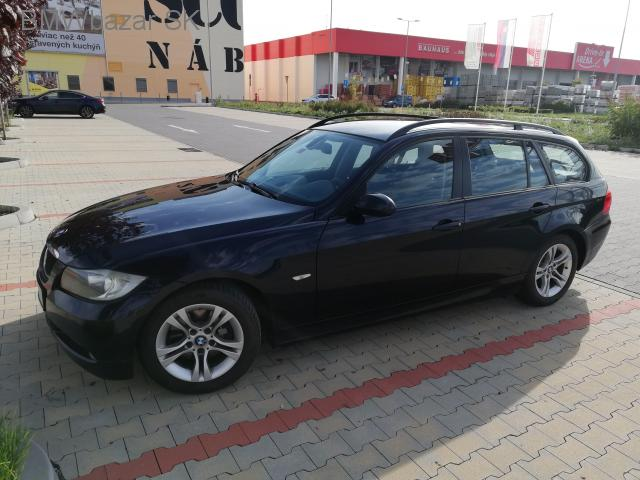 Predám BMW 318d, E91 - 3/9