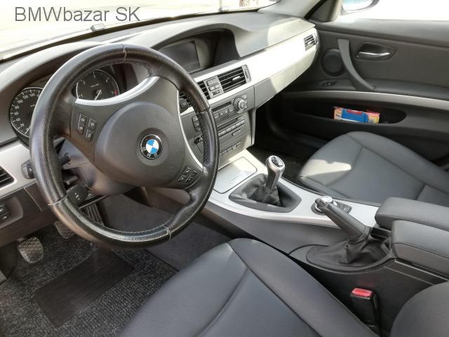 Predám BMW 318d, E91 - 6/9