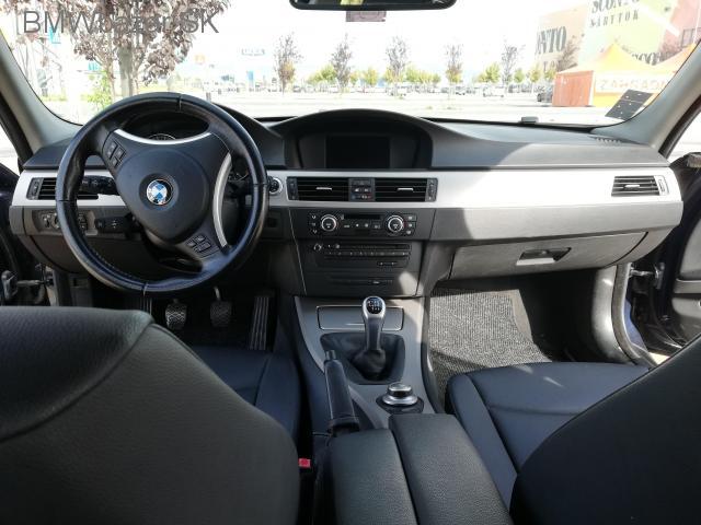 Predám BMW 318d, E91 - 7/9