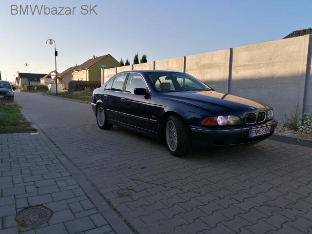 E39 540i M62B44 r.v. 11/1997, mod. 98 - 9/10