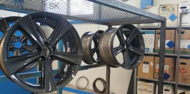 R21 BMW  wheel Style 128 - 5/10