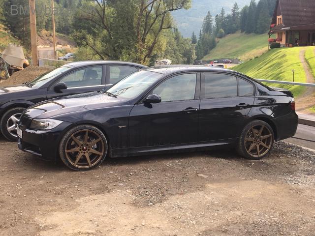BMW e90 330xd - 3/9