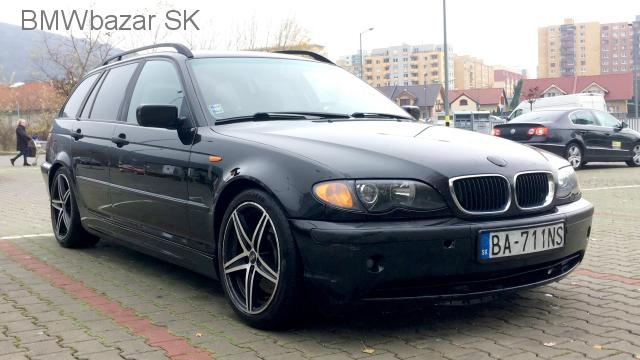 BMW 320DT (TOURING) 110kW - 2/10