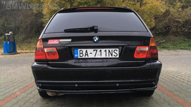 BMW 320DT (TOURING) 110kW - 4/10
