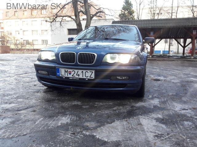 BMW E46 Touring - 2/9