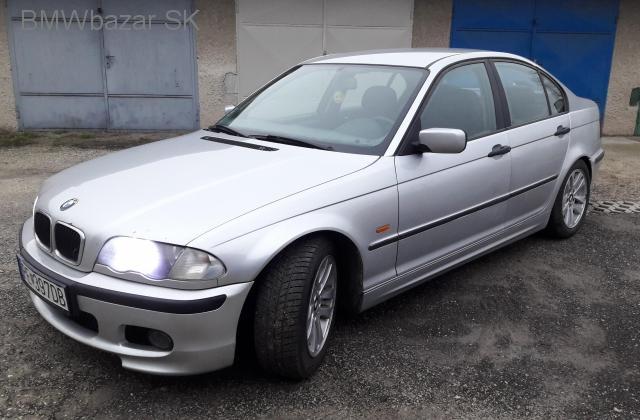 Rozpredám BMW E46 320d 100kW - 2/5