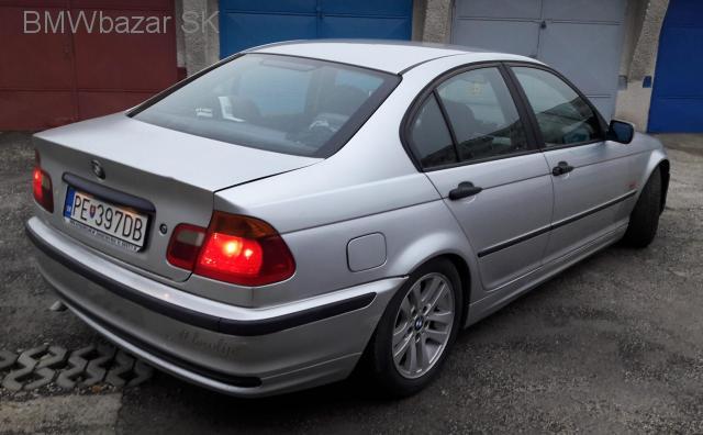 Rozpredám BMW E46 320d 100kW - 3/5
