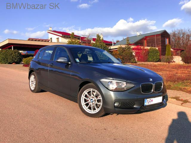 BMW 116d f20 2.0tdi - 1/5