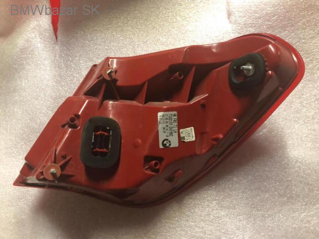 BMW 7 F01 F02 zadné svetlo ľavé LED (7182197) - 2/3