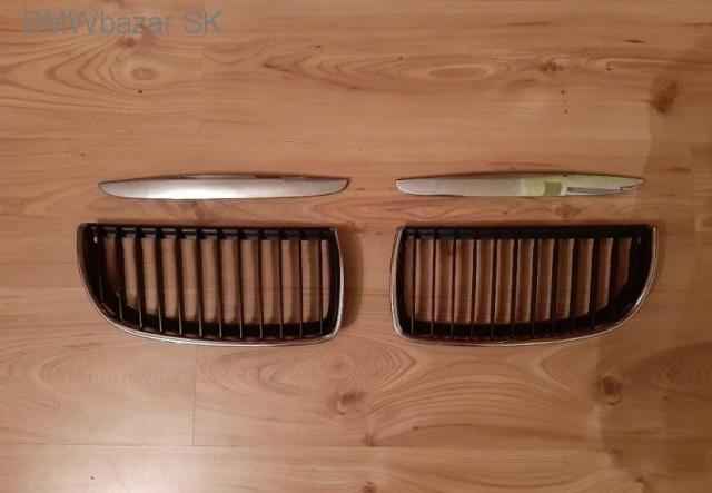 BMW E90/E91 maska (grill) - 1/3