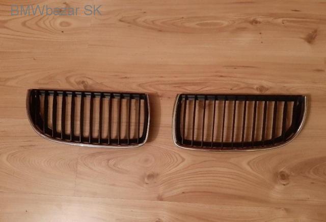BMW E90/E91 maska (grill) - 2/3